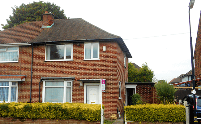 Semi Detached house in Stretford